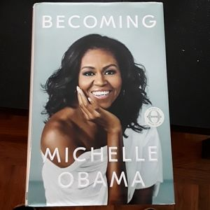 Other - Becoming, by Michelle Obama